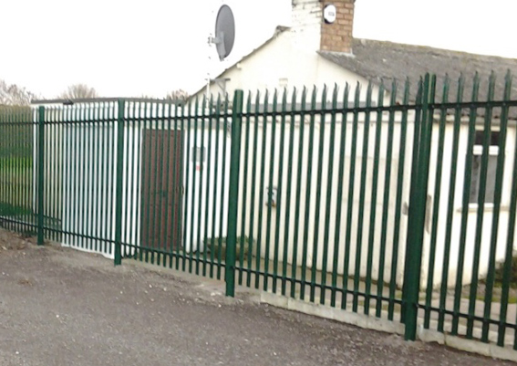 Metal & Security Fencing